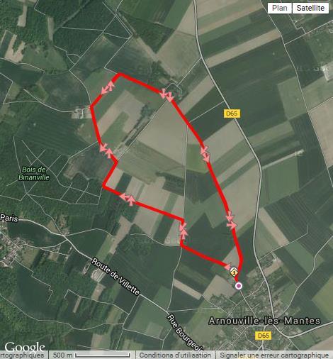 Parcours 10 km